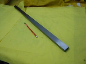 O 1 Tool Steel Flat Stock Machine Shop Bar Ground Plate 3 4 X 1 X 27 3 4 Oal