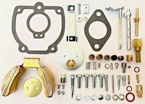 Farmall 300 350 Major Tractor 361525r92 Carburetor Repair Kit With Float