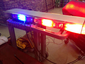 Whelen Edge Freedom Series Led Lightbar 50 W traffic Control Amber blue red wk