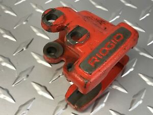 Ridgid 360 Pipe Cutter Roll Housing Part C 878 33400 For 300 Free Shipping