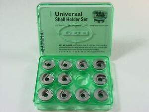 Lee Universal Shell Holder Set Lee 90197