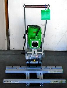 Grass Ecopress m 2 Hp 110v 1 Ph Manual Feed Hinge Boring Insertion Machine