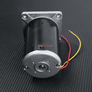Dc 24v Electric Gear Motor Low Speed Gearmotor 75zy24 1900 For Automatic Door