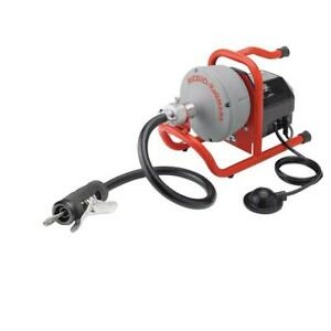 Ridgid 115 volt Autofeed Drain Cleaning Machine Inner Core Speed Bump Cable New