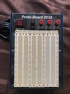 Global Specialties Proto board 203a