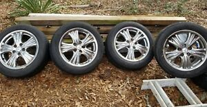 2000 Mercedes Benz S500 17 Amg Chrome Wheels And Tires