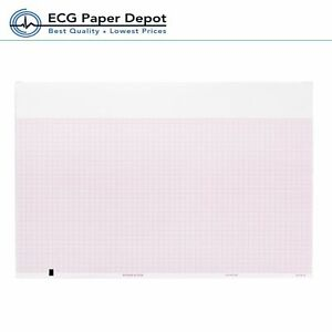 Ecg Ekg Recording Thermal Paper 8 50 X 183 Welch Allyn Compatible 2 Packs