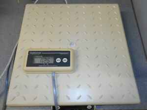 Fairbanks Digital Postal Scale Scb r9000 14 With Acc 1400 Display Free Shipping