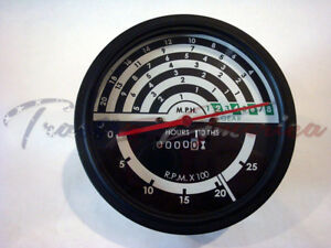 Tachometer Made To Fit John Deere 1020 1520 1530 2020 2030 2440 2040 Ar50954