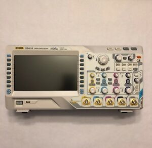 Rigol Technologies Ds4014 100 Mhz Digital Oscilloscope With 4 Channels