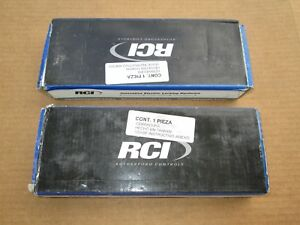 2 Pack Rutherford Controls Rci 8375x28 Micro Mag Electromagnetic Lock Aluminum