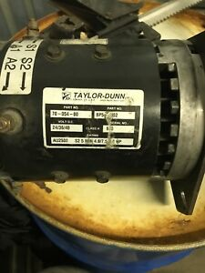 Taylor Dunn Part 70 054 00 Drive Motor Assembly