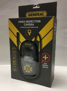 General Tools Instruments Video Inspection Camera Pcs55