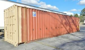 44 Cargo Container Shipping Container Storage Container Open Top