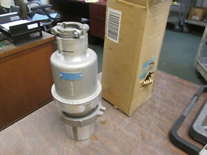 Crouse hinds Arktite Plug Apl20467 S22 200a 600v 3w 4p New Surplus