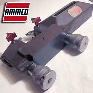 Ammco 6900 Twin Cutter Assembly For 3000 3850 4000 4100 7000 Brake Lathes