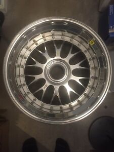 Bbs E88 Cl Wheel 18x13