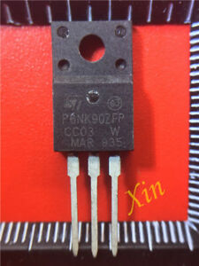 50pcs Stp6nk90zfp P6nk90zfp N channel 900v 1 56 5 8a Mosfet To 220f New