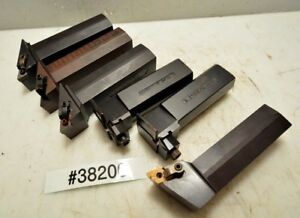 1 Lot Of Turning Tools inv 38200