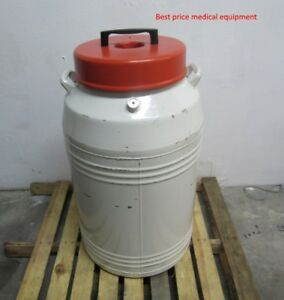 Locator Cryo Cryogenic Liquid Nitrogen Storage Tank