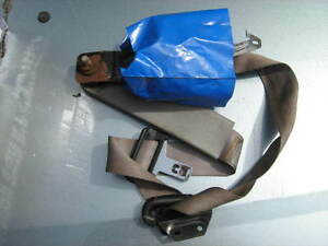 19979899 Mercury Tracer Seat Belt Assembly Pass rf Oem used Gc Ford Escort
