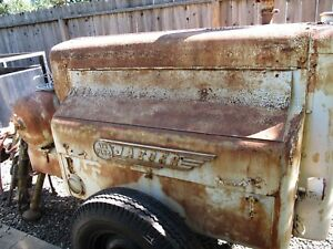 Jaeger Vintage Air Compressor With Gas Engine Air Tools Included