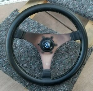 Nardi Personal Leather Steering Wheel Bmw Italy