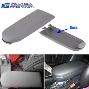 For Vw Jetta Golf Mk4 Beetle Complete Leather Center Console Armrest Cover Lid