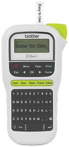 Brother P touch Easy Portable Label Maker pth110