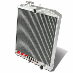 Asi Aluminum Racing Radiator 1992 2000 1999 1998 Honda Civic Ej Ek Em1 Eg Mt