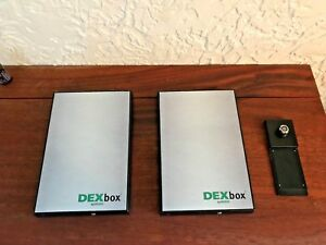 Dexis 601p Pcmcia Card For 601p Digital Radiography X ray Image Sensor 2 Dexbox