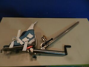 Mizuho Osi Ovation Traction Upright With Traction Foot Plate 6300 11 6300 12