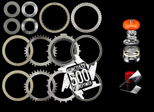 Suncoast Diesel Lb7 Lly Category 1 500hp Custom Allison Rebuild Kit 5 Speed