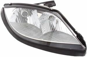 Headlight For 2003 2005 Pontiac Sunfire Passenger Side W Bulb
