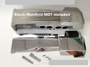 Camaro Firebird 1985 1992 L98 305 Tpi 7 Pc Plenum Intake Manifold Cover Kit