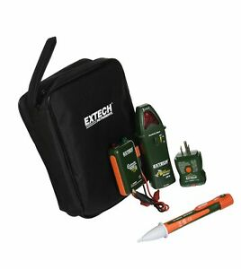 Extech Cb10 kit Handy Electrical Troubleshooting Kit With 5 Functions Test Kit