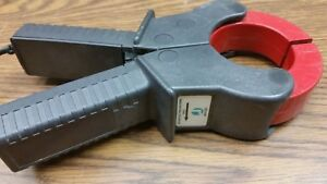 Fluke Reliable Power Meters 1000a Amps 24 000 3100 Current Clamp