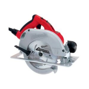 Milwaukee 6394 21 7 1 4 Circular Saw With Quik lok Cord Brake And Case