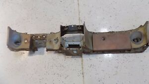 1970 Mustang Mach 1 Shelby Cougar Xr7 Gt Lower Dash Frame A C