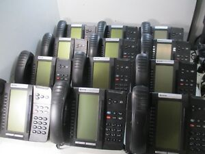 Lot Of 12 Mitel 5320 Ip Voip Business Telephones T4 e15