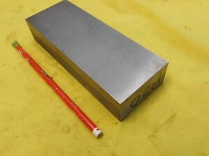 P20 Steel Bar Stock Mold Tool Die Shop Flat Bar 1 3 8 X 2 1 2 X 6 3 4 Oal