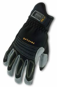 Proflex 740 Fire Rescue Rope Work Gloves Large New
