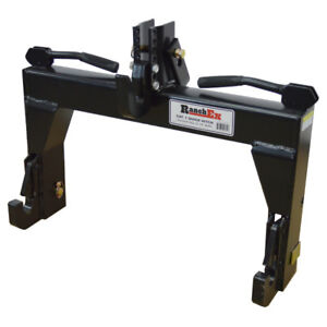 Quick Hitch Cat 1 Adjustable Top Bracket For 3 point Implements Ranchex