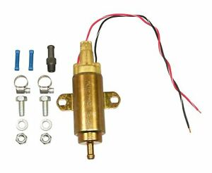 Airtex E8446 Universal In line Electric Fuel Pump For Fuel Injected Systems New