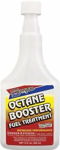 Berryman 1512 12pk Octane Booster Fuel Treatment 12 Oz pack Of 12 New