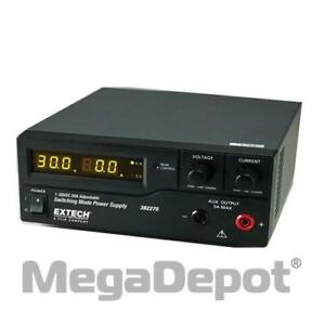 Extech 382275 600w Switching Mode Dc Power Supply 120v