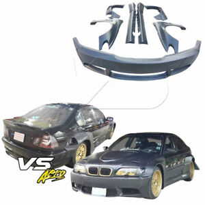 Vsaero Frp Tkyo Bunny V1 Wide Body Kit 4dr Sedan Fits Bmw 3 Series 325i 330