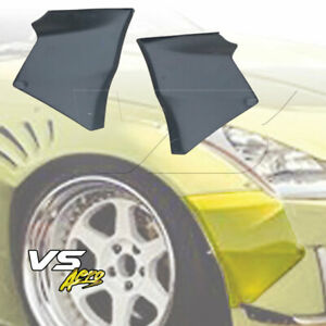 Vsaero Frp Tkyo Bunny Wide Body Flare Extension front For Nissan 350z Z33