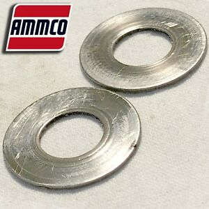 Ammco 6973 Coupling Thrust Washers For Disc Feed Mechanism Brake Lathe 4000 4100