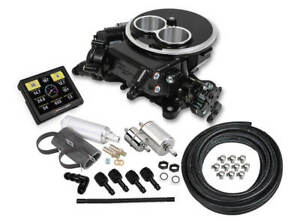 Sniper 2300 Efi Master Kit Black 2 Barrel Self tuning 550 850k 350hp Fuel Pump